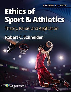 Portada del libro 9781975142742 Ethics of Sport and Athletics. Theory, Issues, and Application