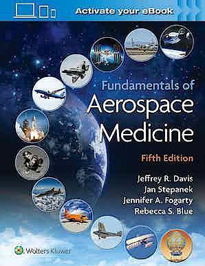 Portada del libro 9781975143855 Fundamentals of Aerospace Medicine