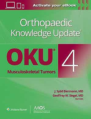 Portada del libro 9781975145347 Orthopaedic Knowledge Update®: Musculoskeletal Tumors 4