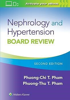 Portada del libro 9781975149567 Nephrology and Hypertension Board Review