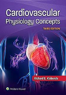 Portada del libro 9781975150075 Cardiovascular Physiology Concepts