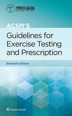 Portada del libro 9781975150198 ACSM's Guidelines for Exercise Testing and Prescription  American College of Sports Medicine
