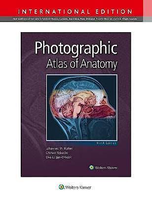 Portada del libro 9781975151560 Photographic Atlas of Anatomy. International Edition
