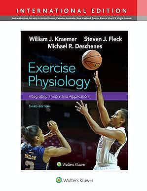 Portada del libro 9781975152352 Exercise Physiology: Integrating Theory and Application. International Edition