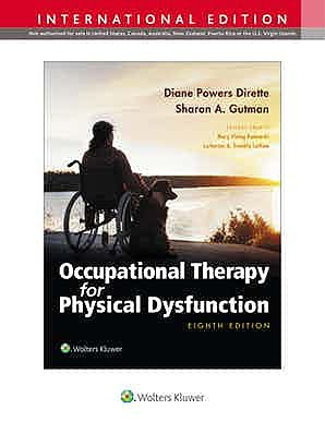 Portada del libro 9781975152413 Occupational Therapy for Physical Dysfunction (International Edition)