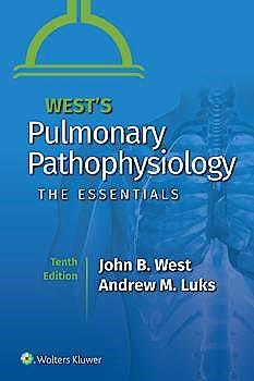 Portada del libro 9781975152819 West's Pulmonary Pathophysiology. The Essentials