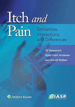 Portada del libro 9781975153038 Itch and Pain. Similarities, Interactions, and Differences
