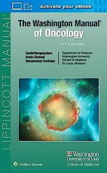 Portada del libro 9781975153458 The Washington Manual of Oncology