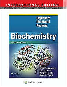 Portada del libro 9781975155117 Biochemistry (Lippincott Illustrated Reviews Series) International Edition