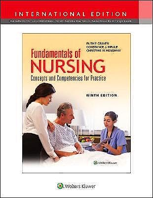 Portada del libro 9781975156978 Fundamentals of Nursing. Concepts and Competencies for Practice (International Edition)