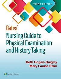 Portada del libro 9781975161095 Bates' Nursing Guide to Physical Examination and History Taking