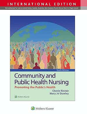 Portada del libro 9781975164447 Community and Public Health Nursing. Promoting the Public´s Health. International Edition