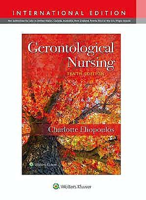 Portada del libro 9781975167776 Gerontological Nursing. International Edition
