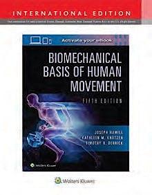 Portada del libro 9781975169527 Biomechanical Basis of Human Movement. International Edition