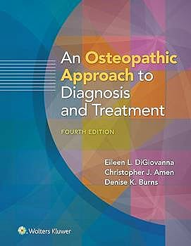 Portada del libro 9781975171575 An Osteopathic Approach to Diagnosis and Treatment
