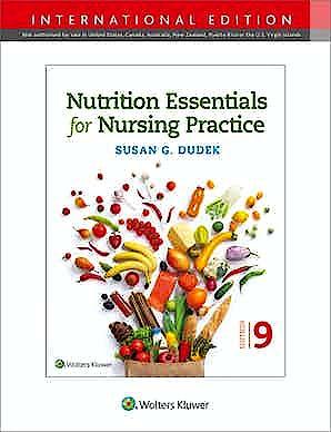 Portada del libro 9781975172794 Nutrition Essentials for Nursing Practice. International Edition