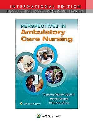 Portada del libro 9781975172817 Perspectives in Ambulatory Care Nursing. International Edition