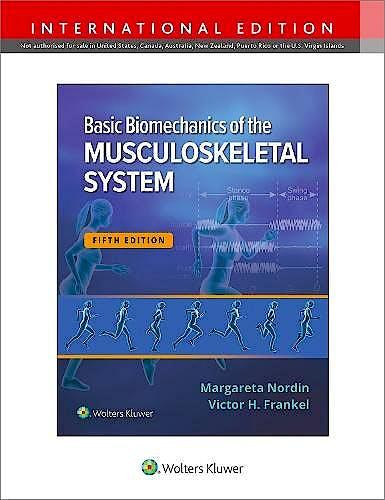 Portada del libro 9781975175337 Basic Biomechanics of the Musculoskeletal System. International Edition