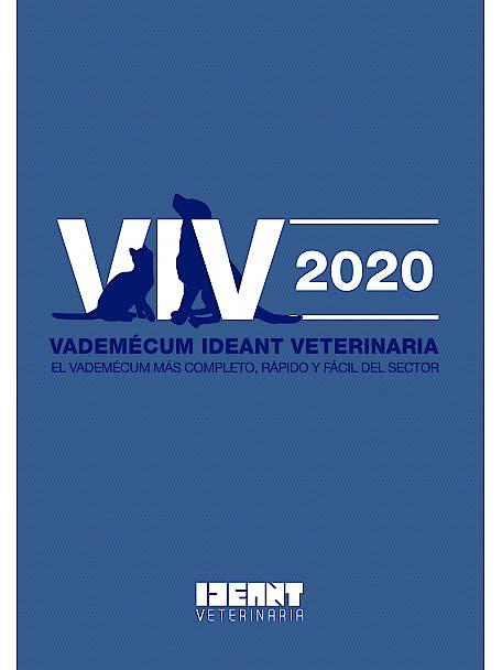 Portada del libro 9781980538516 VIV 2020. Vademecum Ideant Veterinaria. El Vademecum más Completo, Rápido y Fácil del Sector