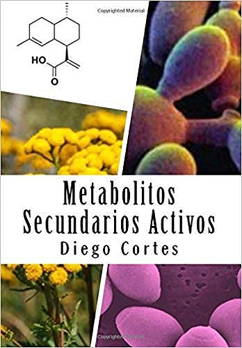 Portada del libro 9781982044671 Metabolitos Secundarios Activos