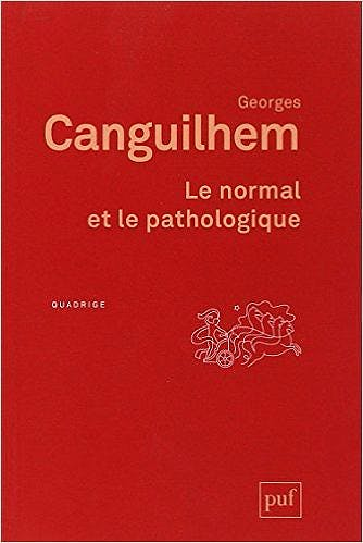 Portada del libro 9782130619505 Le Normal Et Le Pathologique