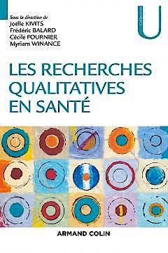 Portada del libro 9782200611897 Les Recherches Qualitatives en Sante