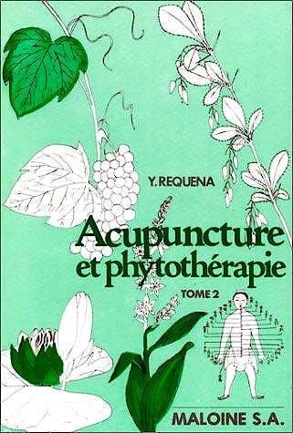 Portada del libro 9782224009175 Acupuncture Phytothera T2