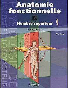 Portada del libro 9782224026479 Anatomie Fonctionnelle, Tome 1: Membre Superieur