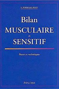 Portada del libro 9782224027575 Bilan Musculaire et Sensitif