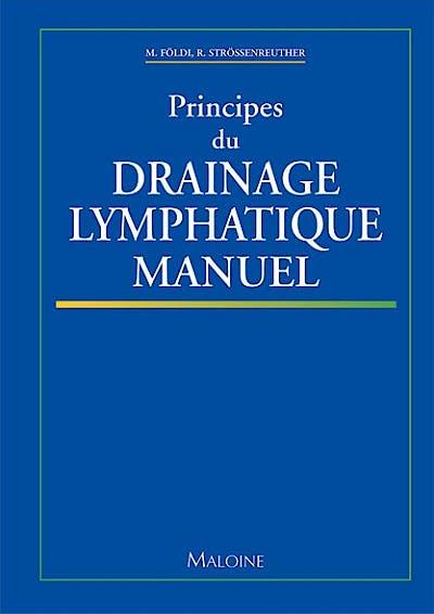 Portada del libro 9782224028053 Principes Du Drainage Lymphatique Manuel