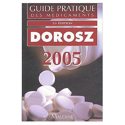 Portada del libro 9782224028428 Guide Pratique Des Médicaments : Edition 2005