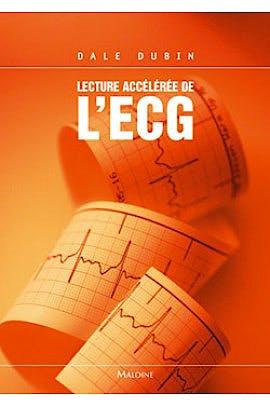 Portada del libro 9782224029647 Lecture Acceleree de L'ecg