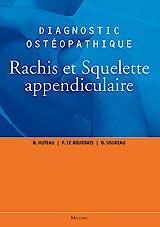 Portada del libro 9782224030087 Diagnostic Osteopathique, Vol. 1: Rachis Et Squelette Appendiculaire