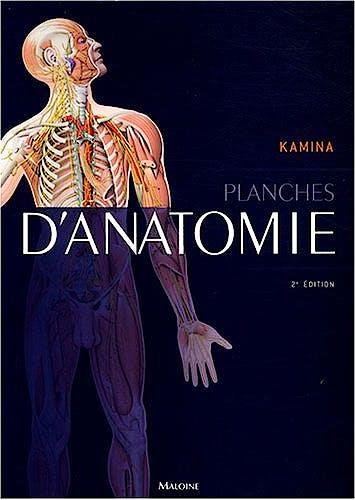 Portada del libro 9782224030568 Planches D'anatomie