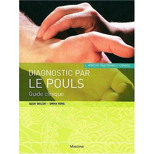 Portada del libro 9782224031572 Diagnostic Par Le Pouls. Guide Clinique