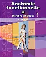 Portada del libro 9782224032142 Anatomie Fonctionnelle, Tome 2: Membre Inferieur