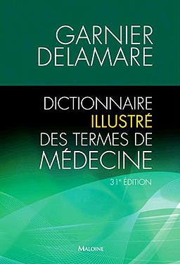 Portada del libro 9782224032579 Dictionnaire Illustre Des Termes de Medecine