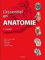 Portada del libro 9782224032890 L'essentiel en Anatomie