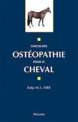 Portada del libro 9782224033354 Osteopathie Pour Le Cheval