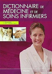 Portada del libro 9782224033415 Dictionnaire de Medecine Et de Soins Infirmiers