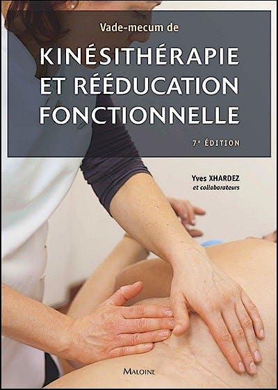 Portada del libro 9782224033736 Vade-Mecum de Kinesitherapie Et de Reeducation Fonctionnelle