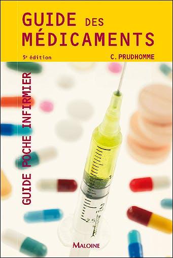 Portada del libro 9782224033972 Guide Des Medicaments