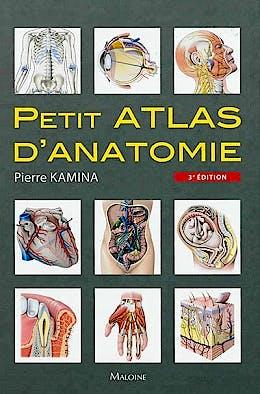 Portada del libro 9782224034078 Petit Atlas D'anatomie