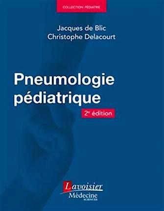 Portada del libro 9782257207203 Pneumologie Pédiatrique