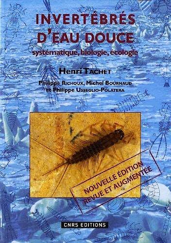 Portada del libro 9782271069450 Les Invertébrés d'Eau Douce