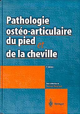 Portada del libro 9782287596902 Pathologie Ostéo-Articulaire du Pied et de la Cheville