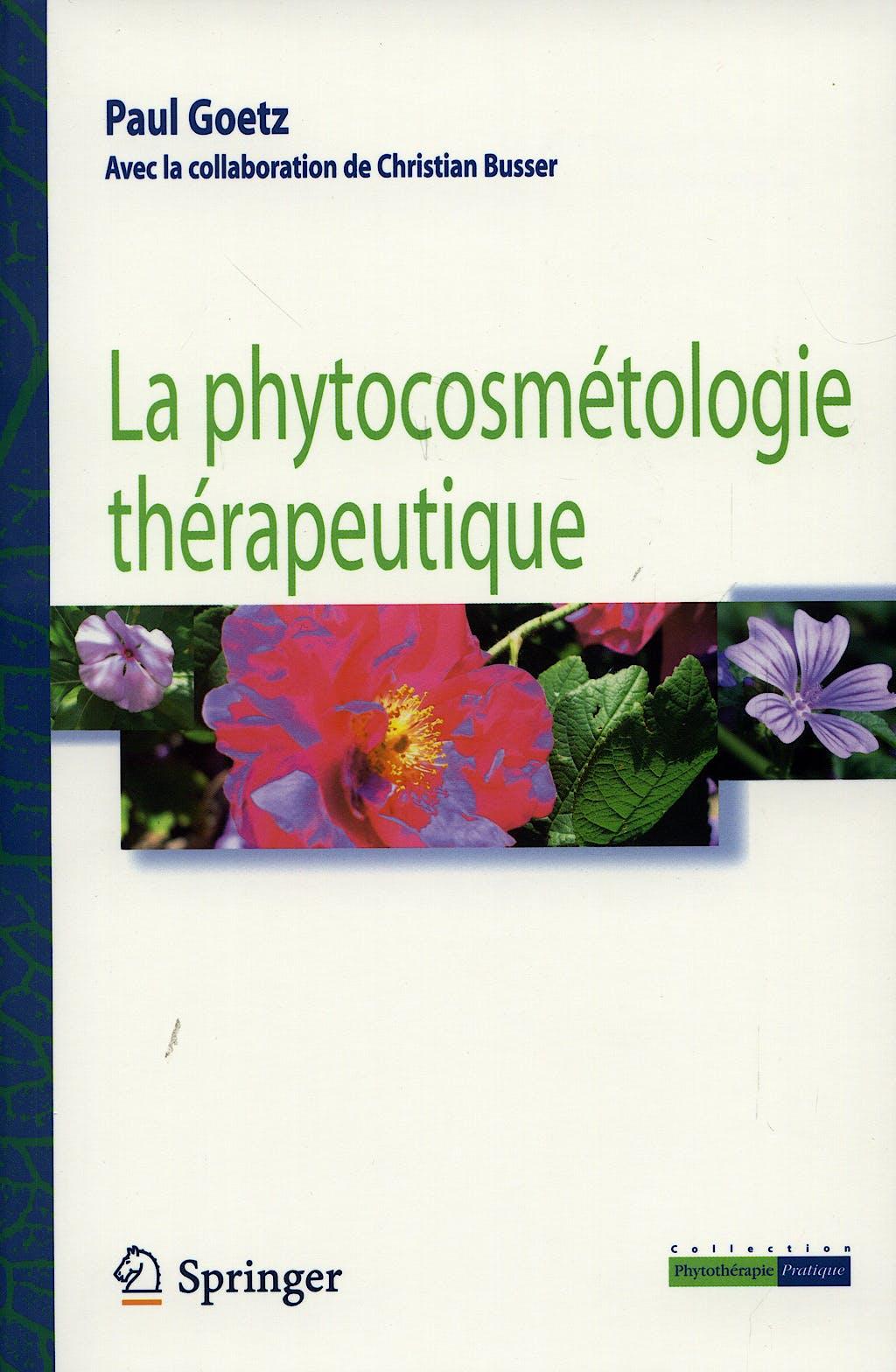 Portada del libro 9782287685248 La Phytocosmetologie Therapeutique