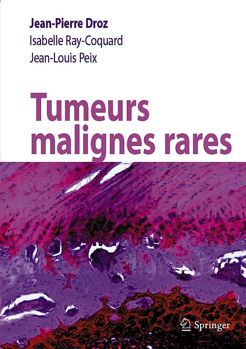 Portada del libro 9782287720697 Tumeurs Malignes Rares
