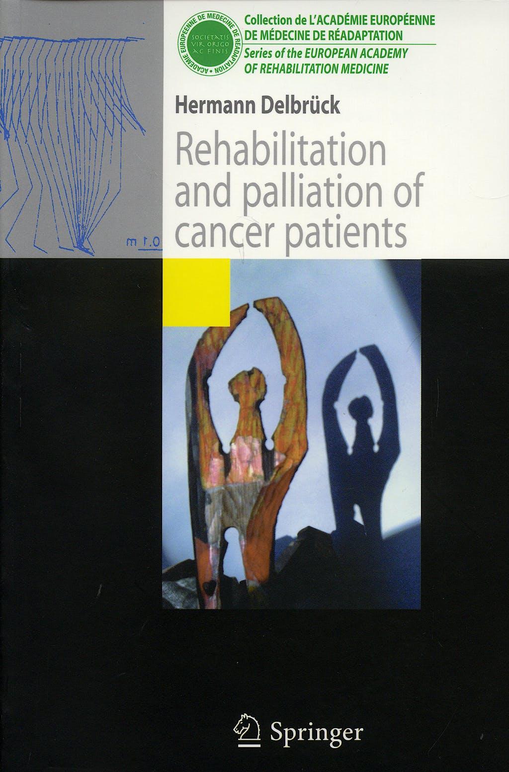 Portada del libro 9782287728266 Rehabilitation and Palliation of Cancer Patients
