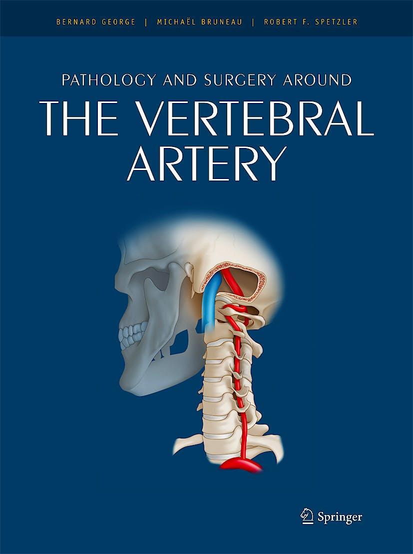 Portada del libro 9782287897863 Pathology and Surgery around the Vertebral Artery